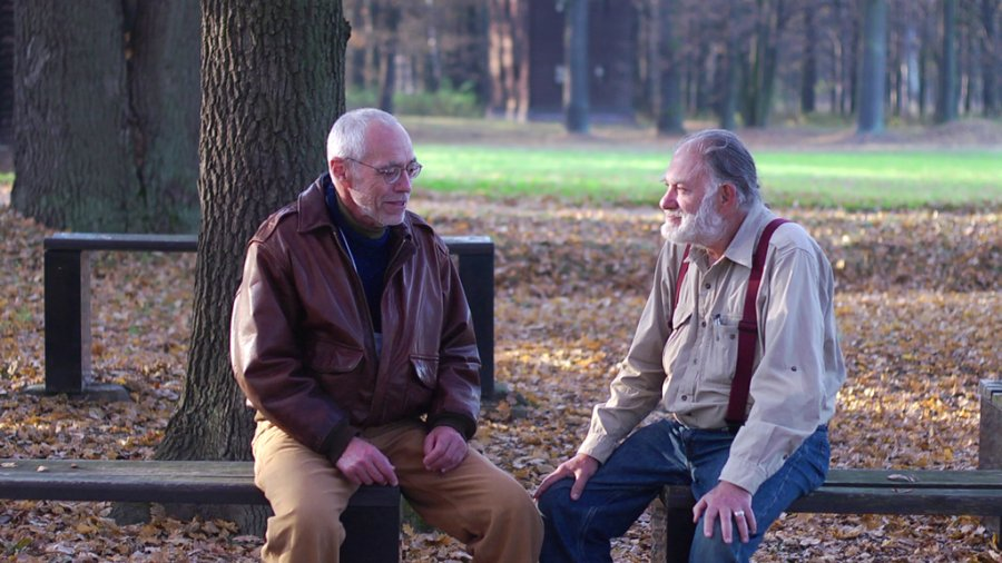janus conversation with Roshi Bernie Glassman at Birkenau