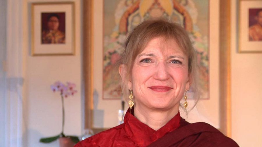Interview with Lama Palden Drolma