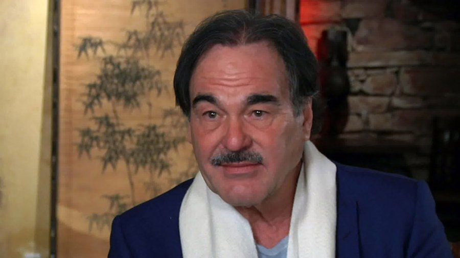Oliver Stone Interview